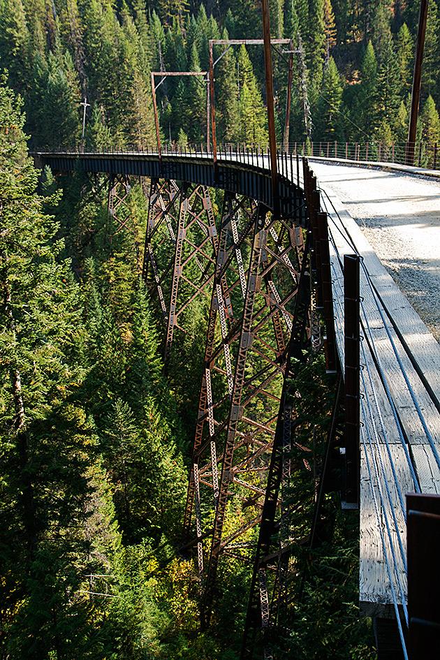 Hiawatha Trail