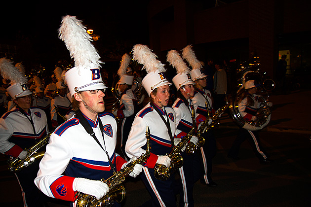 BSU-Marching-Band