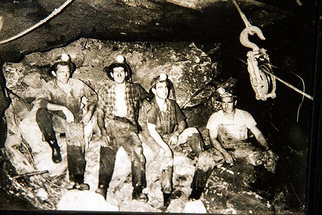 Gold Miners Of Idaho