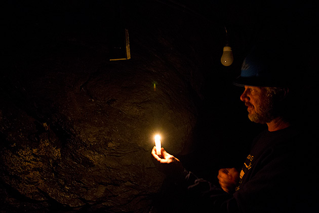 Mining In The Dark