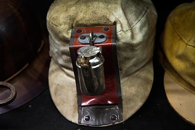 Old Mining Hat