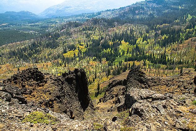 Lava Hike Idaho