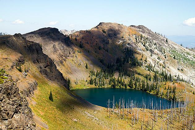 Lava Lake Blog