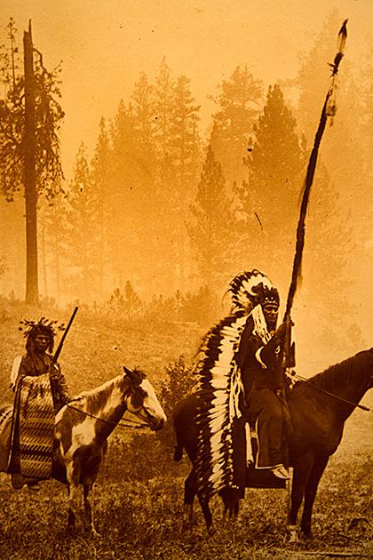 Nez-Perce-Hunter