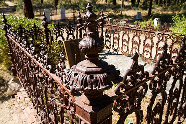 Iron Grave