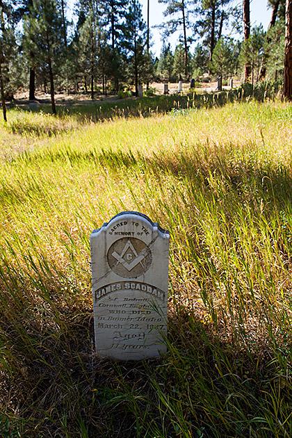 Pioneer-Cemetery-Idaho-City