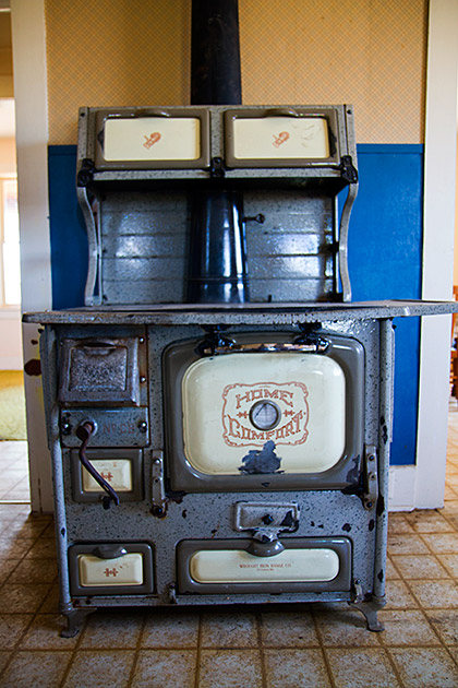Home Comofort Stove