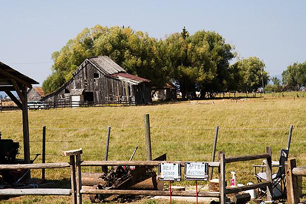 Idaho-Barn