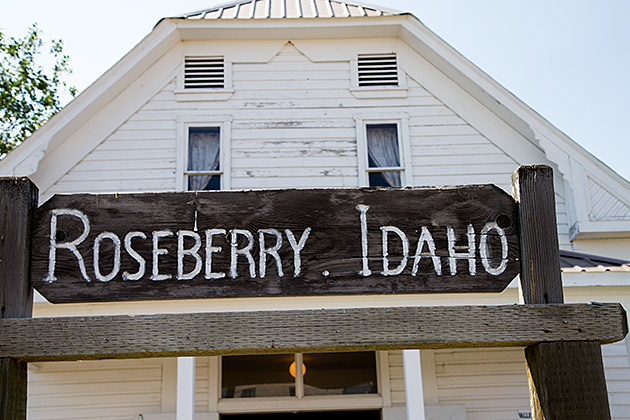 Roseberry Idaho