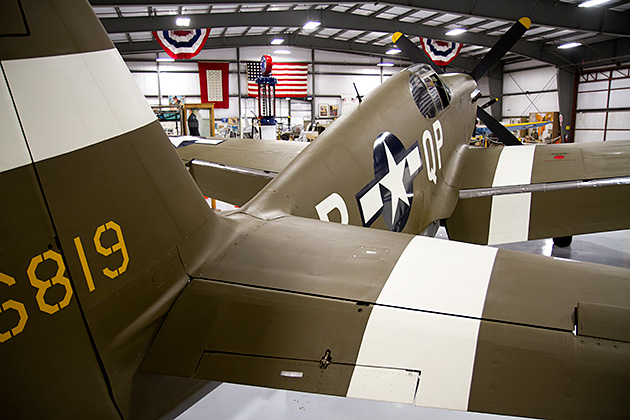Kriegs-Flugzeug