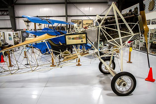 Plane--Skeletton