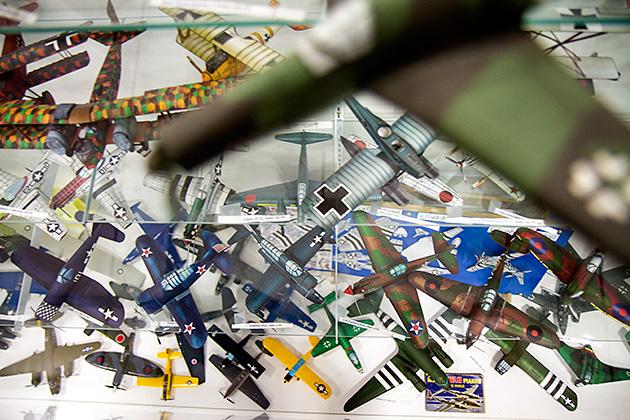 Plane-Modells