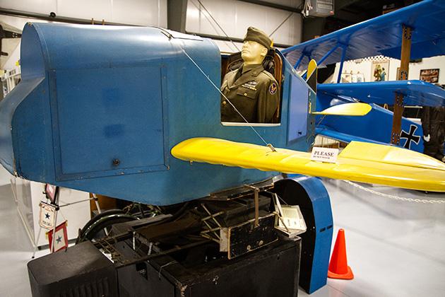 Plane-Simulator